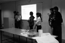 Thinking hand workshop Purple group