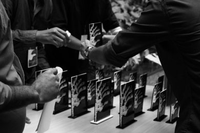 Thinking hand workshop Trophies