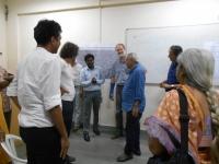 TH Ketham Santosh Kumar In conversation with jurors