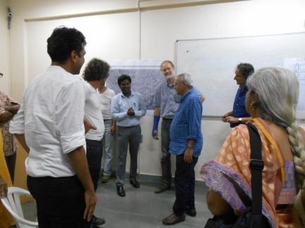 TH Ketham Santosh Kumar In conversation with jurors