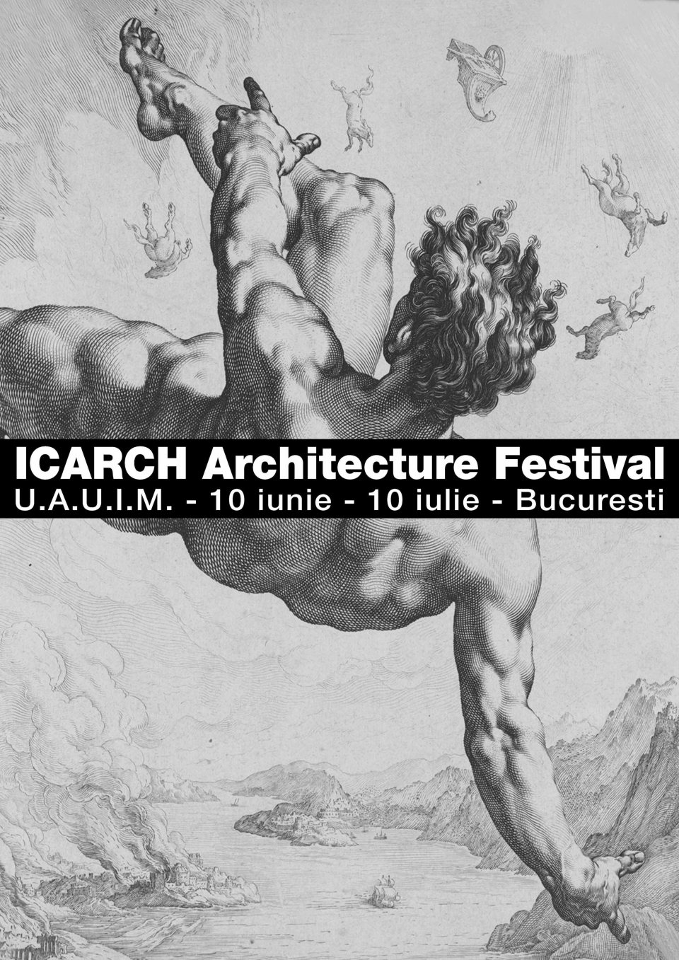 Ketham's Atelier Exhibition at U.A.U.I.M. - ICARCH Architecture Festival 2017