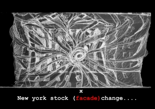 New York facade change
