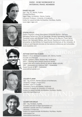 INDO-EURO Workshop-II @SEP 2017- INDIA 3