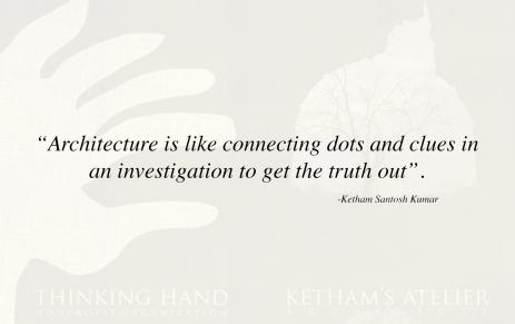 Ketham Santosh Kumar Quote 6