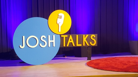 01 Ketham Santosh Kumar in Josh Talks 2018
