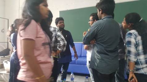 04 Ketham Santosh Kumar in Josh Talks 2018