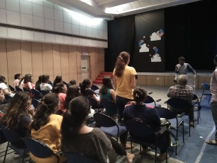 Ketham Santosh Kumar NIFT Lecture 03 2018