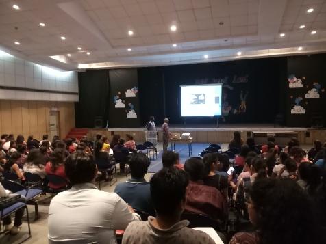 Ketham Santosh Kumar NIFT lecture 05 2018