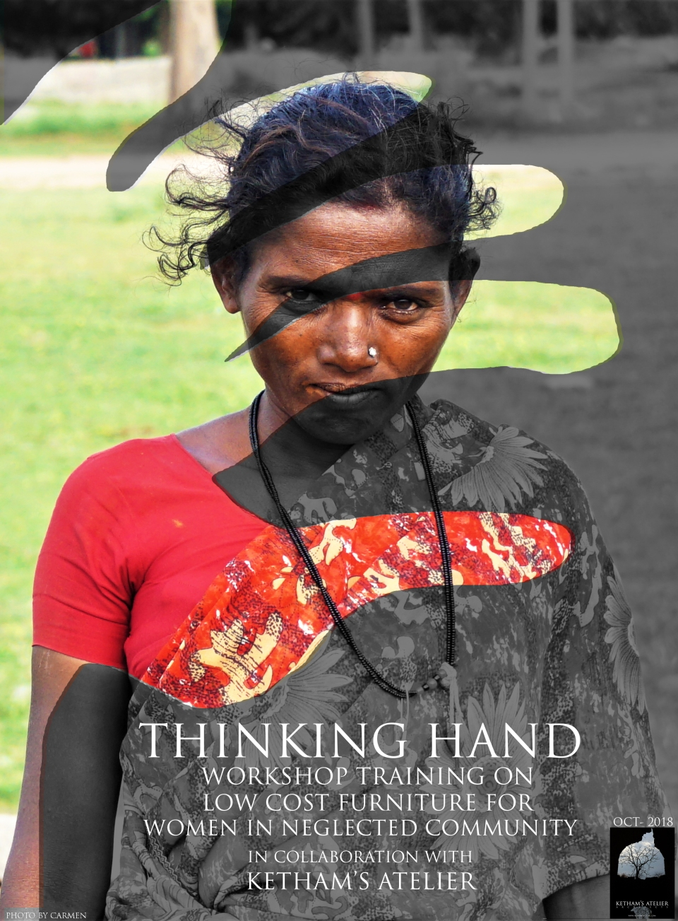 Thinking Hand Workshop for Widow Community 2018 - Ketham Santosh Kumar