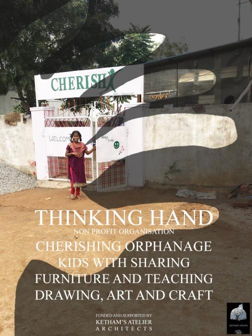 A day with cherish orphanage kids - Thinking Hand Ketham Santosh Kumar