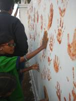 Thinking Hand one day with cherish orphanage kids-Ketham Santosh Kumar 20