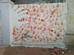 Thinking Hand one day with cherish orphanage kids-Ketham Santosh Kumar 23