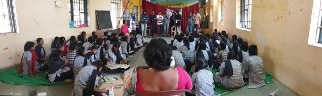 0-Thinking Hand NGO Juvenile Workshop 2019 for Girls