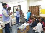011-Thinking Hand NGO Juvenile Workshop 2019 for Girls