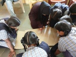 02-Thinking Hand NGO Juvenile Workshop 2019 for Girls