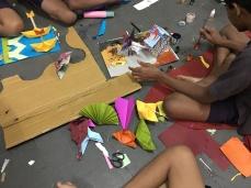 05-Thinking Hand NGO Juvenile Workshop 2019 for Girls