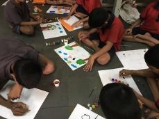 06-Thinking Hand NGO Juvenile Workshop 2019 for Girls