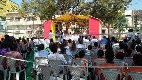 00 Opening of Classroom_Thinking Hand NGO