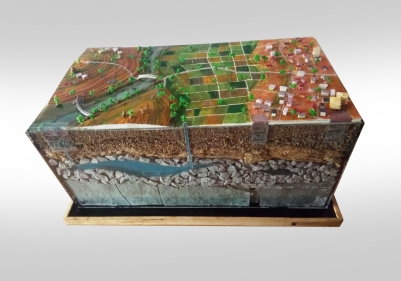 Ground water recharge model p0 - from Ketham's Atelier to Govt of Telangana