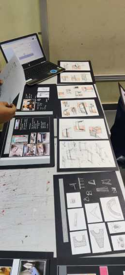 NIFT Range design studio 3