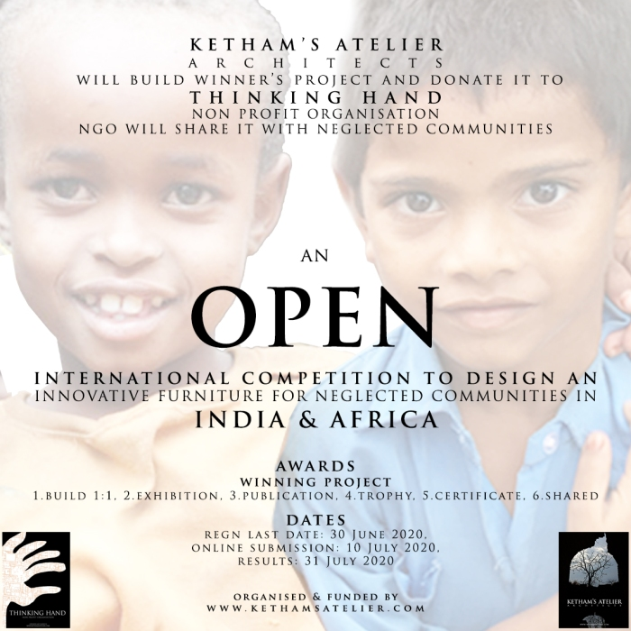 Ketham's Atelier International Competition 04-2020