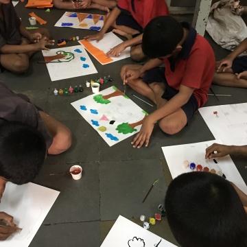 Thinking Hand NGO & Ketham's Atelier Architects