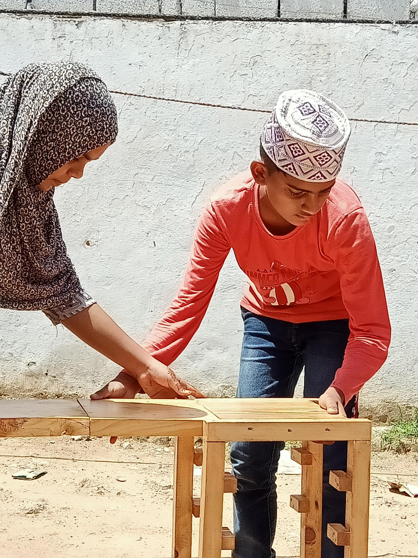 Thinking Hand NGO and Ketham's Atelier Architects