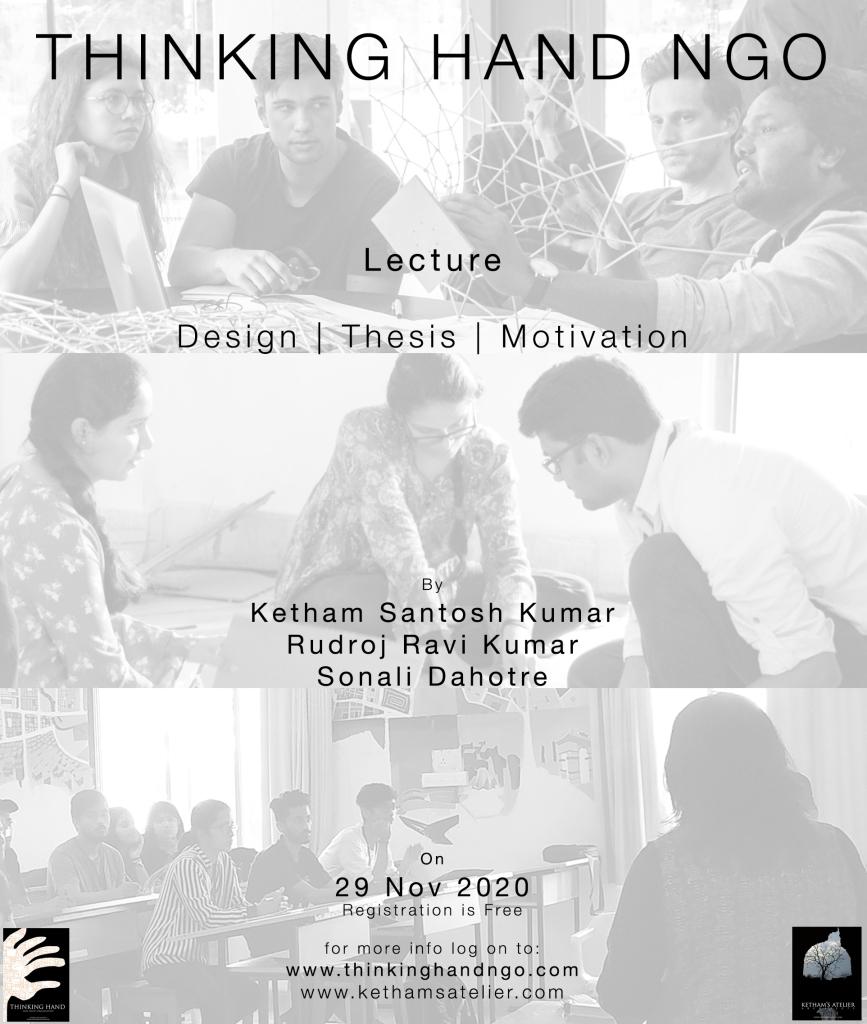 Thinking Hand NGO - lectures - Ketham Santosh Kumar